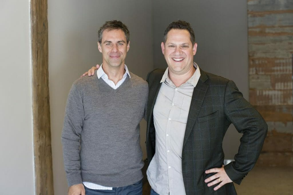 Image of Longtail UX co-founders Andreas Dzumla and Will Santow